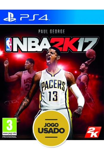 Nba 2K17 - PS4 ( Usado )
