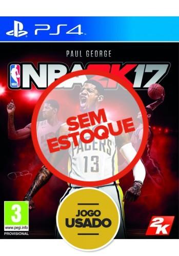 Nba 2K17 - PS4 ( Usado )