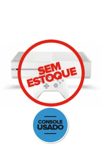 Xbox One 500GB (usado) Branco