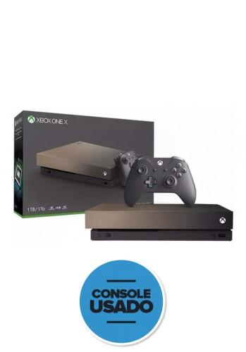 Xbox One X 1TB ( Usado )