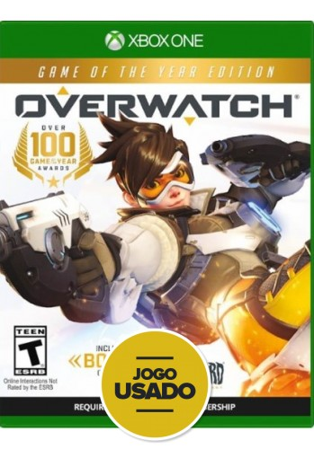 Overwatch - Xbox One (Usado)