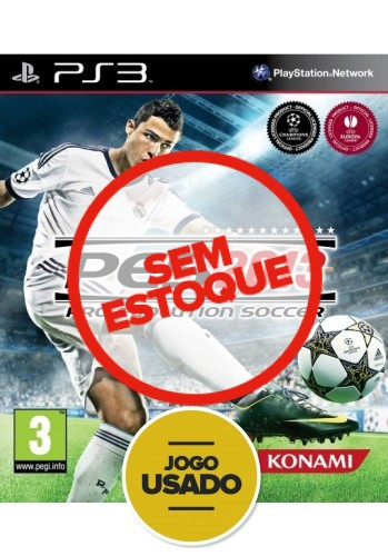 PES 2013 (seminovo) - PS3