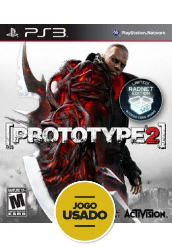 Prototype 2 - PS3 ( Usado )