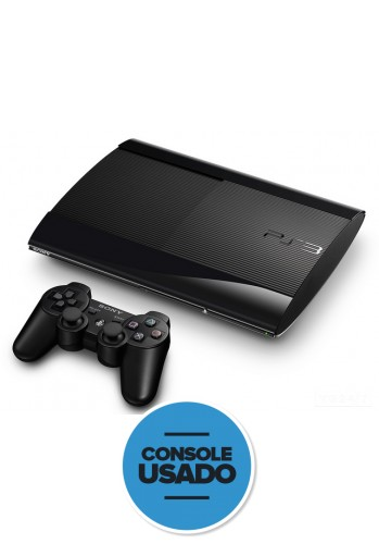 Playstation 3 250GB Super Slim ( Usado )