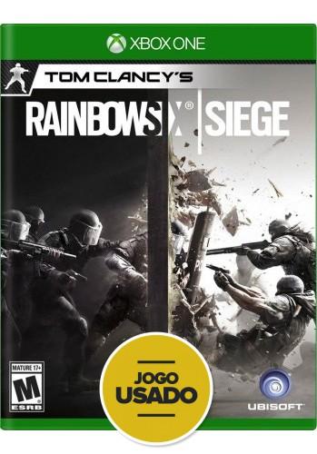Tom Clancy's Rainbow Six Siege - Xbox One  (seminovo)