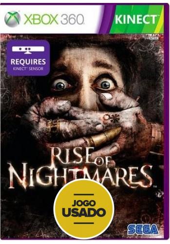 Rise of Nightmares Kinect - Xbox 360 (Usado)