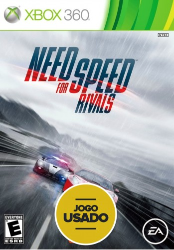 Need for Speed: Rivals - Xbox 360 ( Usado )