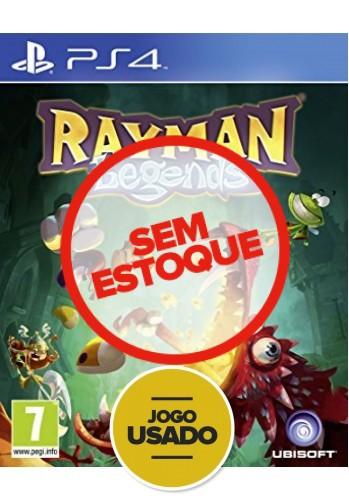 Rayman Origins - PS4 ( Usado )
