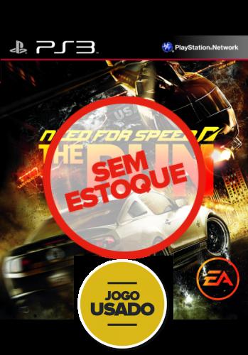 Need for Speed: The Run (seminovo) - PS3
