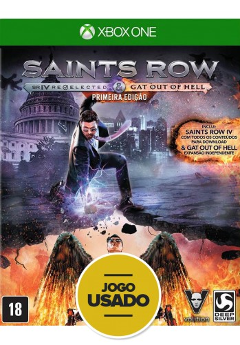 Saints Row - Xbox One (Usado)