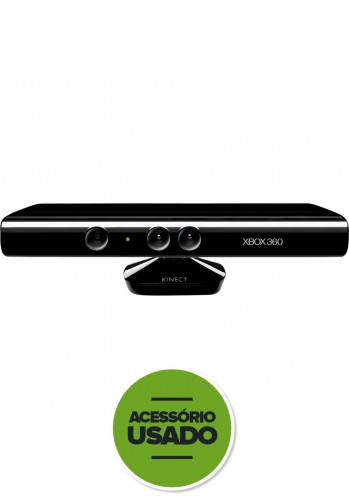 Sensor Kinect Xbox 360 ( Usado )