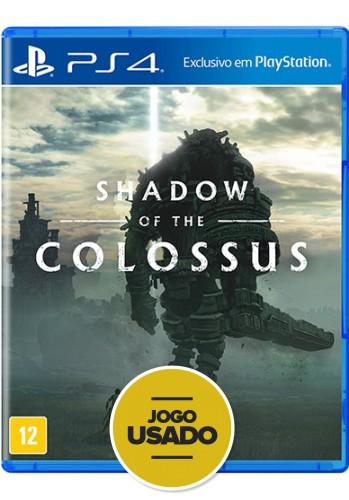 Shadow Of The Colossus - PS4 (Usado)