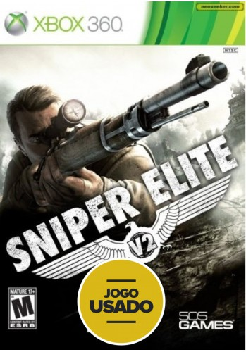 Sniper Elite 3 - PS4 (Usado)