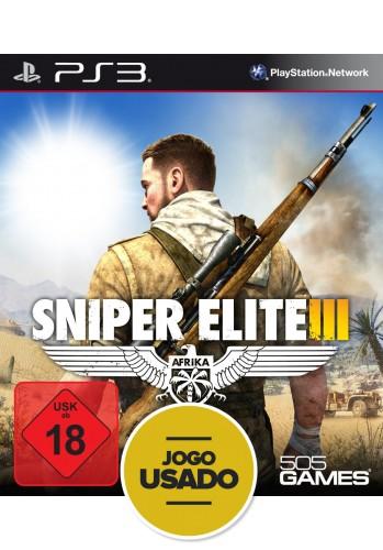 Sniper Elite 3 (seminovo) - PS3