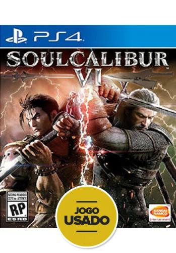 SoulCalibur VI - PS4 (USADO)