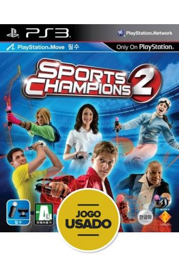 Sports Champions 2 - PS3 ( Usado )