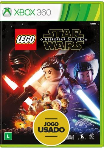 Lego Star Wars: O Despertar da Força (seminovo) - Xbox 360