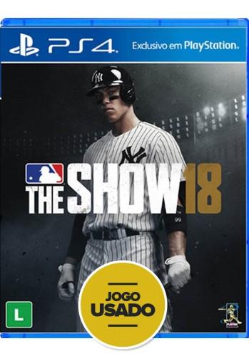 The Show 18 - PS4 (Usado)