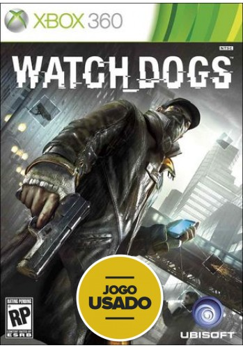 Watch Dogs (seminovo) - Xbox 360
