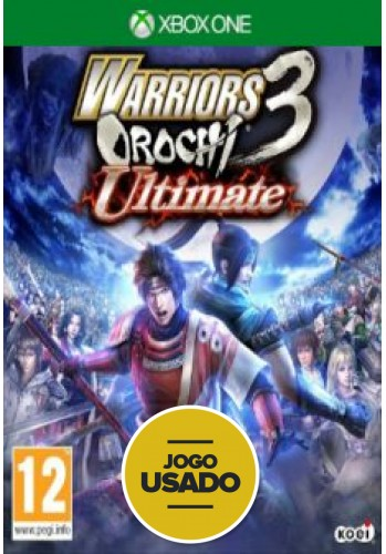 Warriors Orochi 3 - Xbox One (Usado)