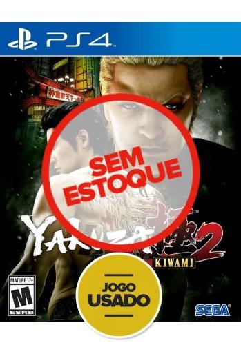 Yauza Zero - PS4 (Usado)