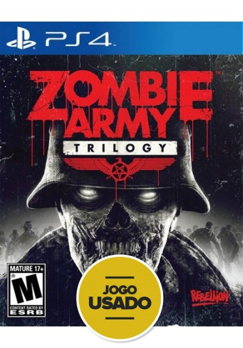 Zombie Army Trilogy - PS4 (Usado)