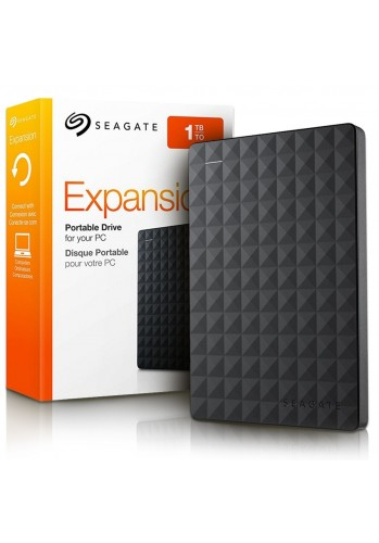 HD Externo Seagate 1TB (PS4, XBOX ONE e PC)
