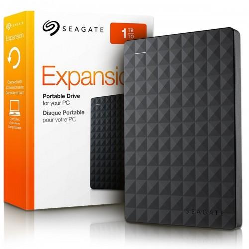 HD Externo Seagate 1TB (PS4, XBOX ONE e PC)