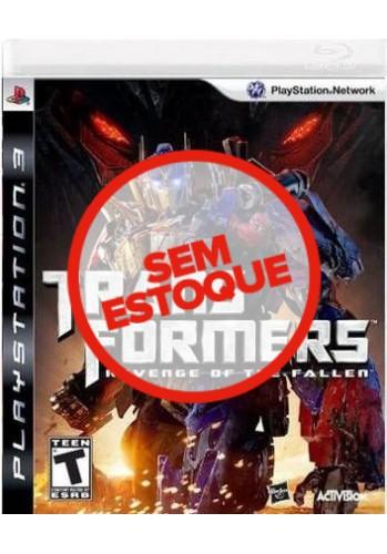 Transformers: Revenge of the Fallen - PS3 (USADO)