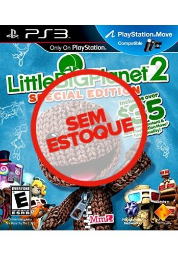 Little Big Planet 2 (seminovo) - PS3
