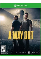 A Way Out - XBOX ONE (Usado)