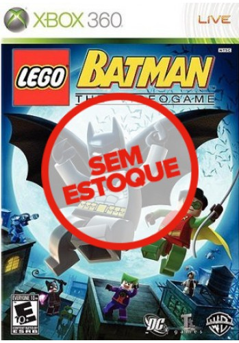 Lego Batman: The video Games - XBOX 360