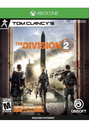 The Division 2 - XBOX ONE (USADO)