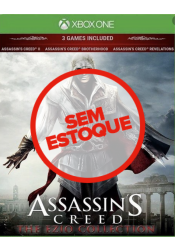 Assassins Creed The Ezio Collection  - XBOX ONE (Usado)