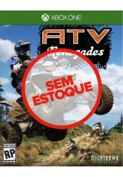 ATV renegades - XBOX ONE (Usado)