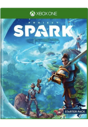 Project Spark - XBOX ONE (Usado)