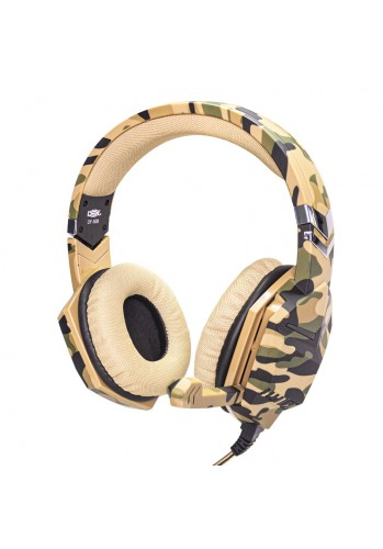 Headset DEX Camuflado - (PS4, XBOX ONE e CELULAR)