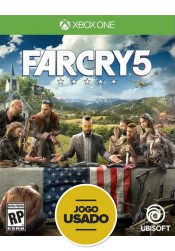 Far Cry 5 - XBOX ONE (Usado)
