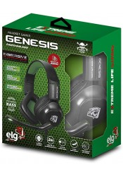 Headset ELG Genesis - (PS4, XBOX ONE e PC)