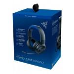 Headset Razer Kraken X - (PS4, XBOX ONE e PC)