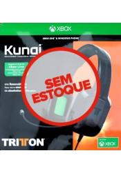 Headset Tritton Kunai com fio (P2) - XBOX ONE e CELULAR