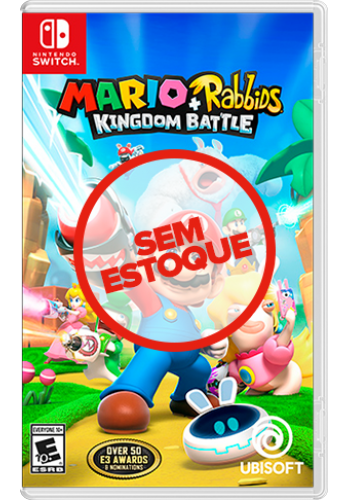 Mario + Rabbids: Kingdom Battle - Switch