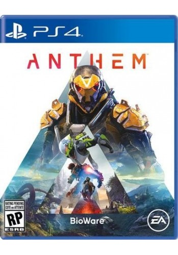 Anthem - PS4 (Usado)