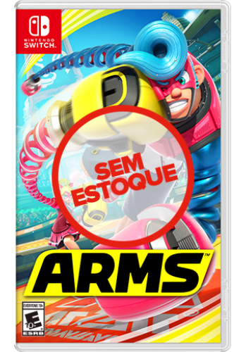 Arms - Switch (Usado)