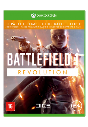 Battlefield 1: Revolution - Xbox One