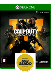 Call Of Duty Black Ops 4 - XBOX ONE (Usado)