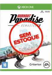 Burnout Paradise Remastered - XBOX ONE (Usado)