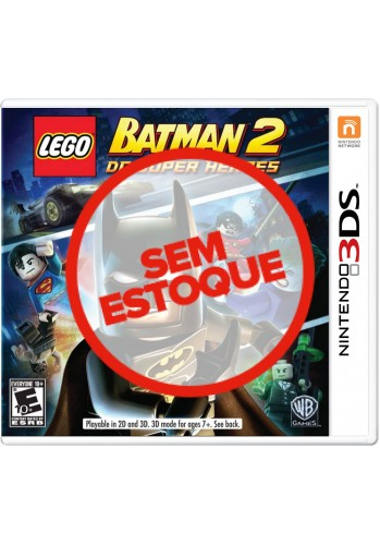 Lego Batman 2 - 3DS