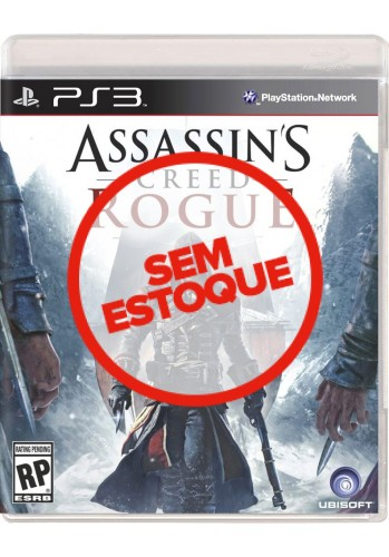 Assassin's Creed Rogue (Signature Edition) - PS3