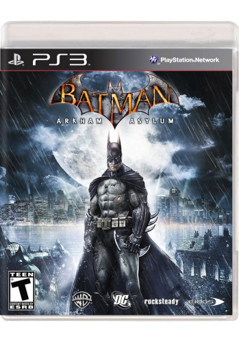 Batman Arkham Asylum: Game of The Year Edition - PS3